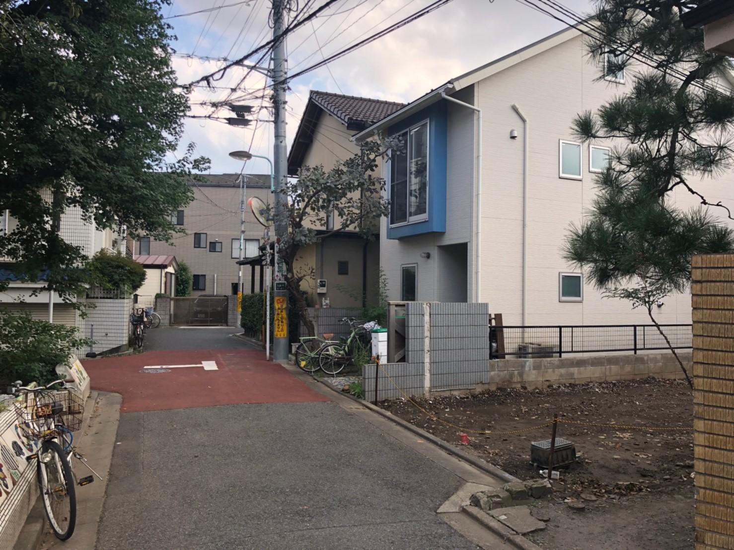 【売主】売地 文京区千駄木5丁目