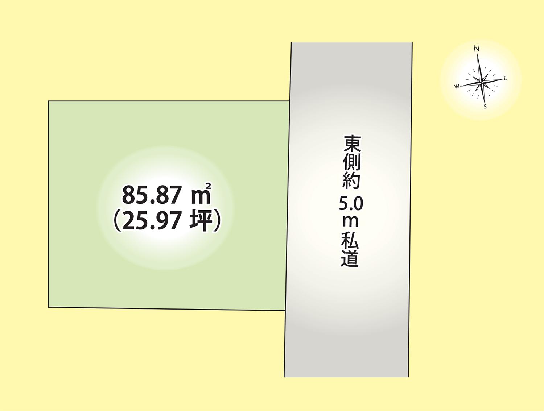 【媒介】中古戸建て   武蔵村山市三ツ藤1丁目