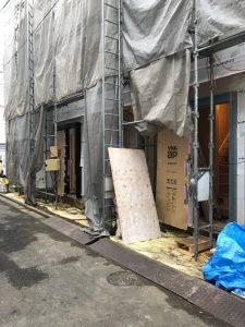 新築戸建て 西日暮里3棟